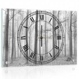 Nástenné hodiny - NH0373 - Les