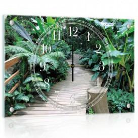 Nástenné hodiny - NH0376 - Džungľa
