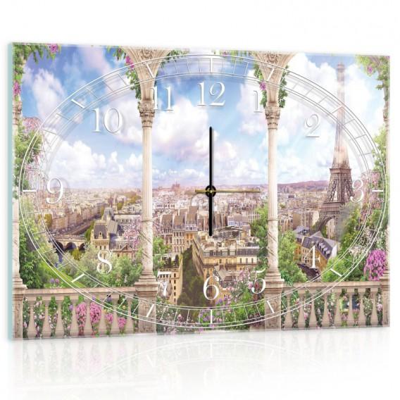 Nástenné hodiny - NH0378 - Paríž