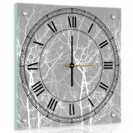 Nástenné hodiny - NH0379 - Konáre