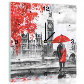 Nástenné hodiny - NH0380 - Londýn