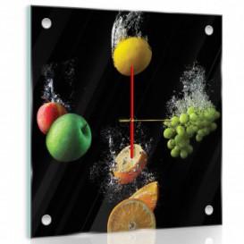 Nástenné hodiny - NH0383 - Ovocie