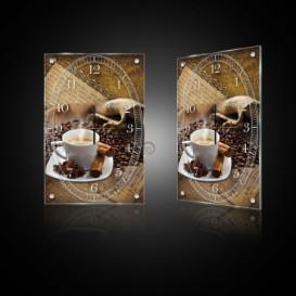 Nástenné hodiny - NH0396 - Káva