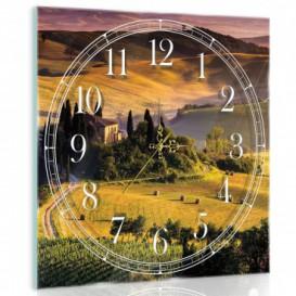 Nástenné hodiny - NH0400 - Príroda