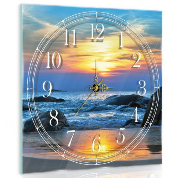 Nástěnné hodiny - NH0401 - Moře