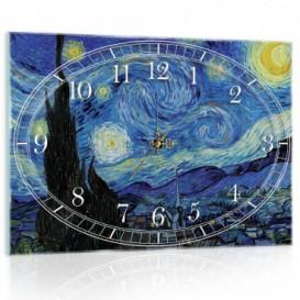 Nástenné hodiny - NH0409 - Obraz
