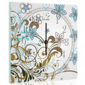 Nástenné hodiny - NH0414 - Ornamenty