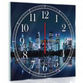 Nástenné hodiny - NH0417 - New York