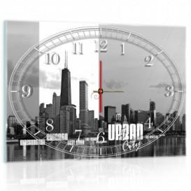 Nástenné hodiny - NH0418 - New York