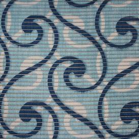 Penová predložka Modré vlny 0,65x1m