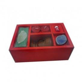 Aroma set-červený