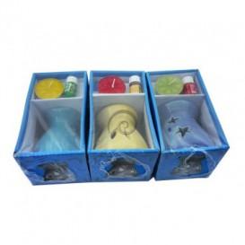 Aroma set-modrý 3ks