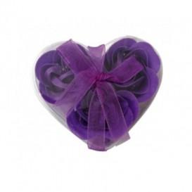 Mydlové konfety 3ks – fialové