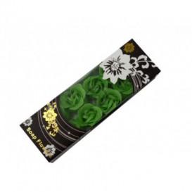 Mydlové konfety 12ks – zelené