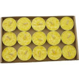 Čajové palmové sviečky – citrón