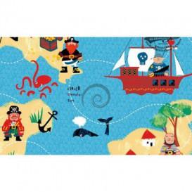 Samolepící fólie 200-3233 Piráti