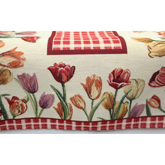 Gobelínový obrus Odvážny tulipán