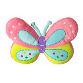 Detský vankúš Motýľ