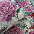 Gobelínový obrus Fialový kvet