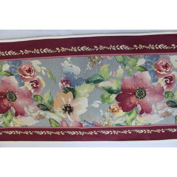 Gobelínový obrus Akvarelové kvety