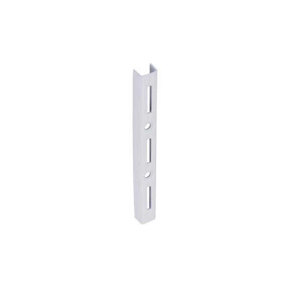 Nosná konzolová lišta jednoduchá  biela