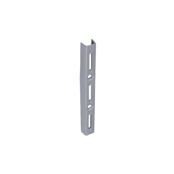 Nosná konzolová lišta jednoduchá  šedá