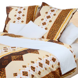 Posteľné obliečky krepové Gepard