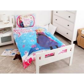 Detské posteľné obliečky bavlnené Frozen