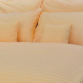 Hotelové posteľné obliečky Marhuľové