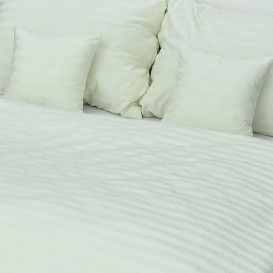 Hotelové posteľné obliečky Svetlo zelené