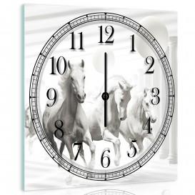 Nástěnné hodiny - NH0078 - Koně