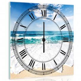 Nástenné hodiny - NH0107 - Pláž