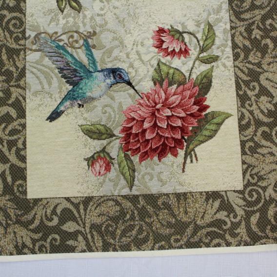 Gobelínový obrus Kolibrík