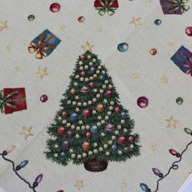 Vianočný gobelínový obrus Vianočný stromček