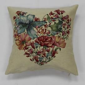 Gobelínová obliečka Kvitnúca láska