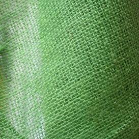 Juta zelená š.130cm