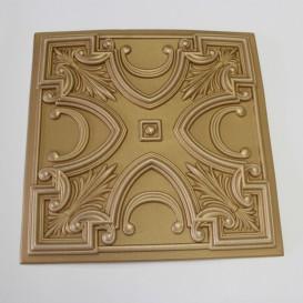 Polystyrénová stropná kazeta zlatá 42