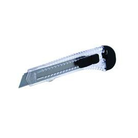 Nôž lamací transparentný 18mm