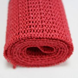 Protišmyková podložka červená 50x150cm