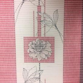 Pěnová podložka rúžová  š.65cm