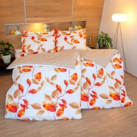 Bavlnené posteľné prádlo Jeseň