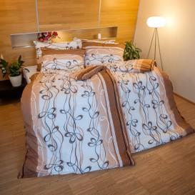 Bavlnené posteľné prádlo Ornamenty