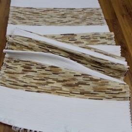 Koberec tkaný 70x208cm K14