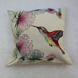 Gobelínová povlak kolibřík 2 45x45cm