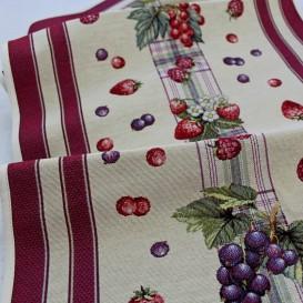 Gobelínový  ubrus Šťavnaté ovoce  40x100cm