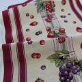 Gobelínový obrus Šťavnaté ovocie 40x100cm