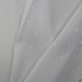 Obrus teflónový bílý potlačený vzor 2T1