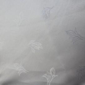 Obrus teflónový bílý potlačený vzor 2E