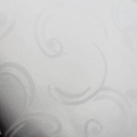 Obrus teflónový bílý potlačený vzor 1A