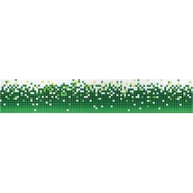 Samolepiaca bordúra Zelené pixely  BO51115 5,3cmx5m